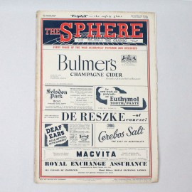 THE SPHERE MAY 1941
