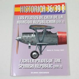LIBE-LOS PILOTOS DE CAZA DE LA AVIACIÓN REPUBLICANA I