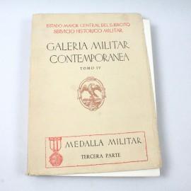 LIBE-MEDALLA MILITAR