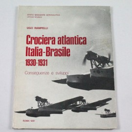 LIBIT-CROCIERA ATLANTICA ITALIA-BRASILE 1930-1931