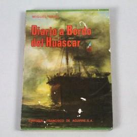 LIBE-DIARIO A BORDO DEL HUÁSCAR