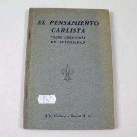 LIBE-EL PENSAMIENTO CARLISTA