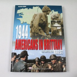 LIBI-1944 AMERICANS IN BRITTANY