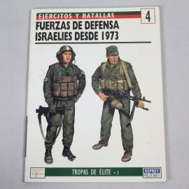 LIBE-FUERZAS DE DEFENSA ISRAELÍES DESDE 1973
