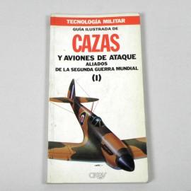 LIBE-CAZAS Y AVIONES DE ATAQUE ALIADOS DE LA SEGUNDA GUERRA MUNDIAL I