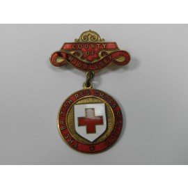 MING-THE BRITISH RED CROSS SOCIETY-COUNTY OF MIDDLESEX